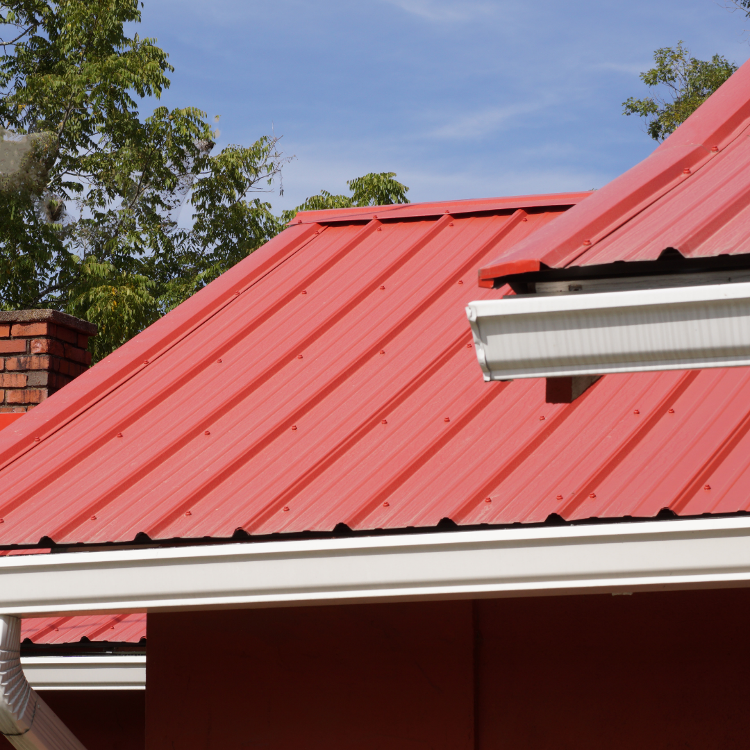 Roofing Durham NC - Metal Roof