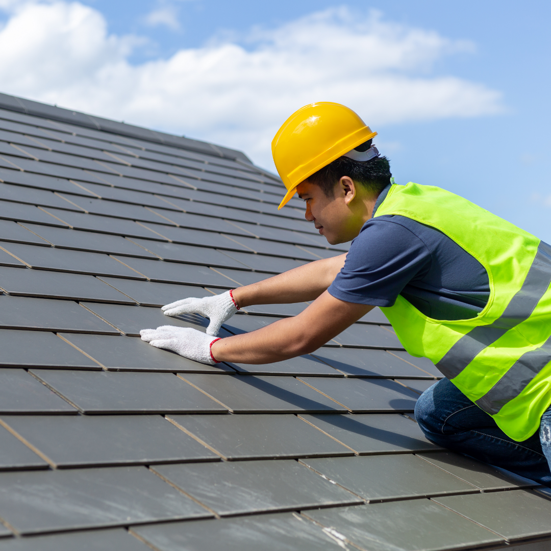 Roofing Durham NC - worker 4